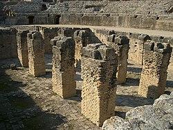 Anfiteatro de Italica.