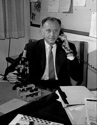 Ivan Tors - 1960 photo