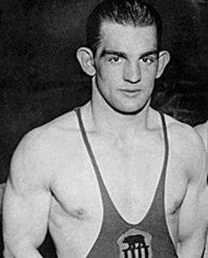 Ivar Johansson (wrestler) - Image: Ivar Johansson (wrestler)