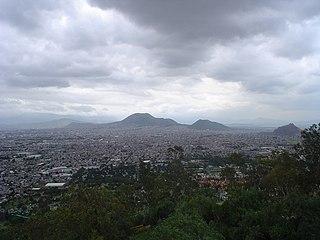 Iztapalapa Delegación in D.F., Mexico