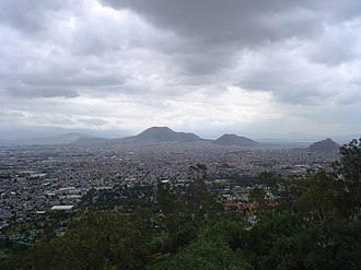 Iztapalapa - View of Iztapalapa