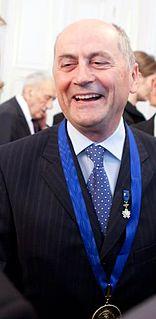 Ján Čarnogurský Slovak politician