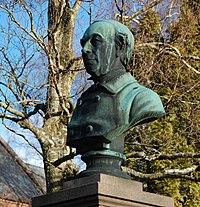 Jørgen Moe, gravminne på Vestre Aker kirkegård, Oslo, 2016-01-31, DSC 3562.JPG