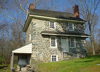 Fieldstone - Image: J Chadds House