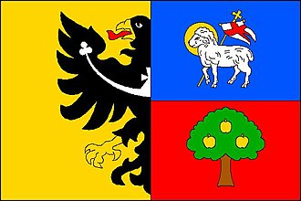 Jablunkov - Image: Jablunkov vlajka