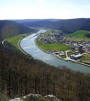 Schleuse Riedenburg