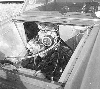 Jack Chrisman - Chrisman's 427 engine