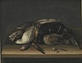Jacob Biltius - Wildfowl on a Wooden Table - KMSst576 - Statens Museum for Kunst.jpg