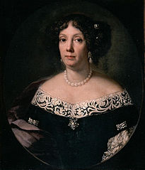 Portrait of Catherine Barthe, wife of Jean de Souhigaray