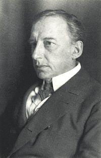 Jacob Hilsdorf - Henry Thode 1906.jpg