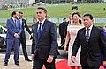 Jair Bolsonaro, Carlos Bolsonaro, Hamilton Mourão e Michelle Bolsonaro.jpg