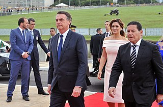 Brazilian presidential inauguration