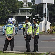 Traffic police | Revolvy