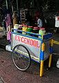 Jakarta street-side Es Cendol 1.jpg