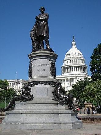 James A. Garfield Monument - Garfield Monument