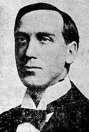 Minnesota gubernatorial election, 1910 - Image: James Gray Oct 1910