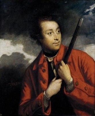 James Inglis Hamilton - James Inglis Hamilton c. 1756–60 Portrait by Sir Joshua Reynolds