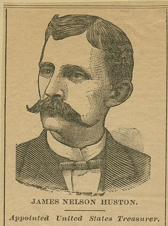 James N. Huston - Image: James N Huston