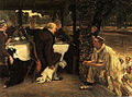 James Tissot - The Prodigal Son in Modern Life, The Fatted Calf.jpg