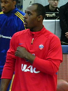 Jamont Gordon at all-star PBL game 2011.JPG