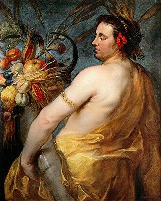 Jan Boeckhorst - Ceres, Allegory of Summer