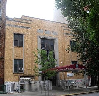 Moravian Church in North America - Jan Hus Moravian, Brooklyn