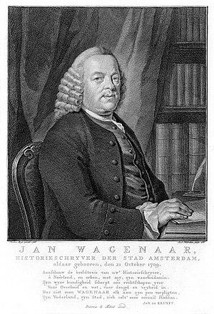 Jan Wagenaar - Jan Wagenaar