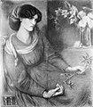 "Jane Morris- Study for ""Mariana"" MET ep47.66.bw.R.jpg"