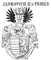 Jankovich III. v. pribér címer.jpg