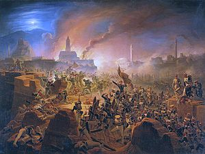 Russo-Turkish War (1828–1829) - Image: January Suchodolski Akhaltsikhe siege