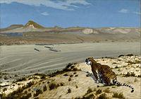 Jean-Léon Gérôme - Tiger on the Watch - Google Art Project.jpg