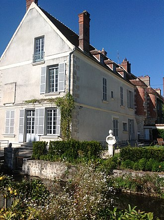Jean Cocteau House - The Jean Cocteau House at Milly-la- Forêt