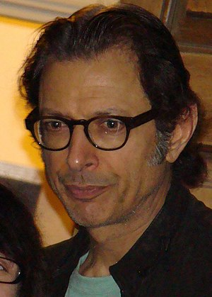 Schauspieler Jeff Goldblum