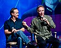 Jeffrey Combs Casey Biggs Star Trek Convention Las Vegas 20110812 3.jpg