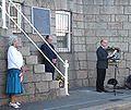 Jersey WWII 28 June 1940 bombing commemoration 2.jpg