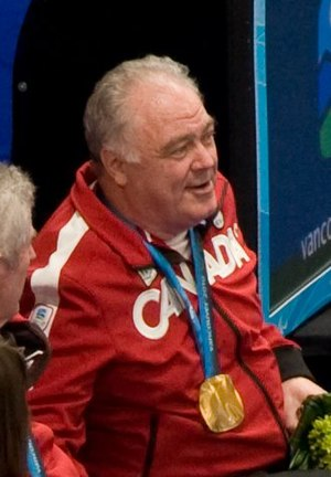Jim Armstrong (curler) - Armstrong at the 2010 Winter Paralympics