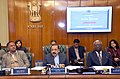Jitendra Singh addressing a press conference, organised by the Ministry of Personnel, Public Grievances & Pensions, in New Delhi (1).jpg