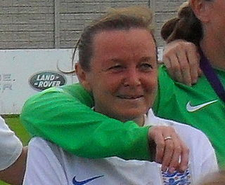 Joanne Broadhurst English footballer and coach
