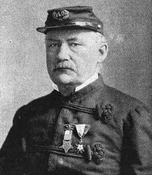 Joel Erhardt - Joel B. Erhardt, New York military and political figure