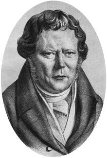Johann Heinrich Ferdinand von Autenrieth (Quelle: Wikimedia)