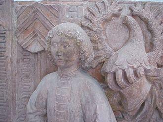 Philipp I, Count of Hanau-Lichtenberg - Count Johann of Hanau-Lichtenberg