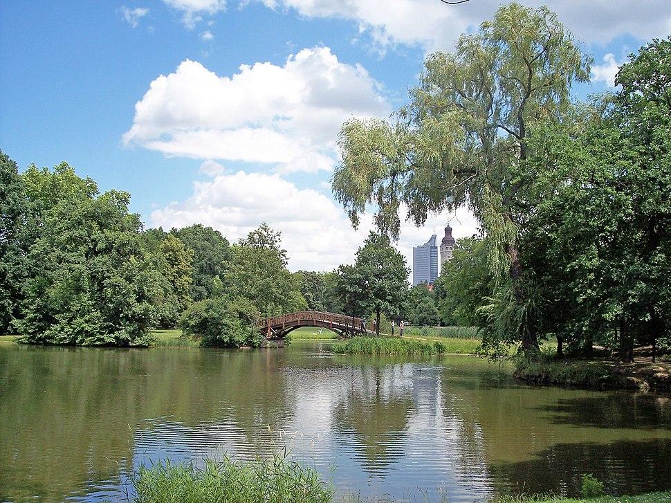 Johannapark Leipzig