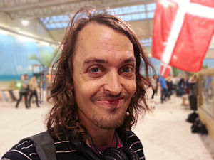 52nd Guldbagge Awards - Johannes Nyholm, Best Screenplay winner