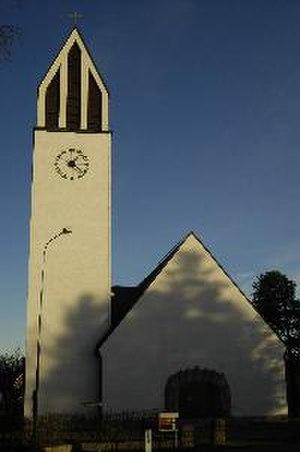 Vännäs - Johannes Church