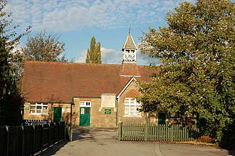 Sharnbrook - Image: John Gibbard Lower School Sharnbrook