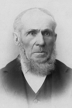 Seventh-day Adventist Church Pioneers - John Byington.