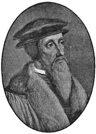 Great Apostasy - John Calvin