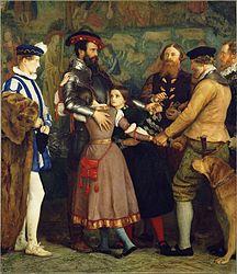 John Everett Millais: The Ransom