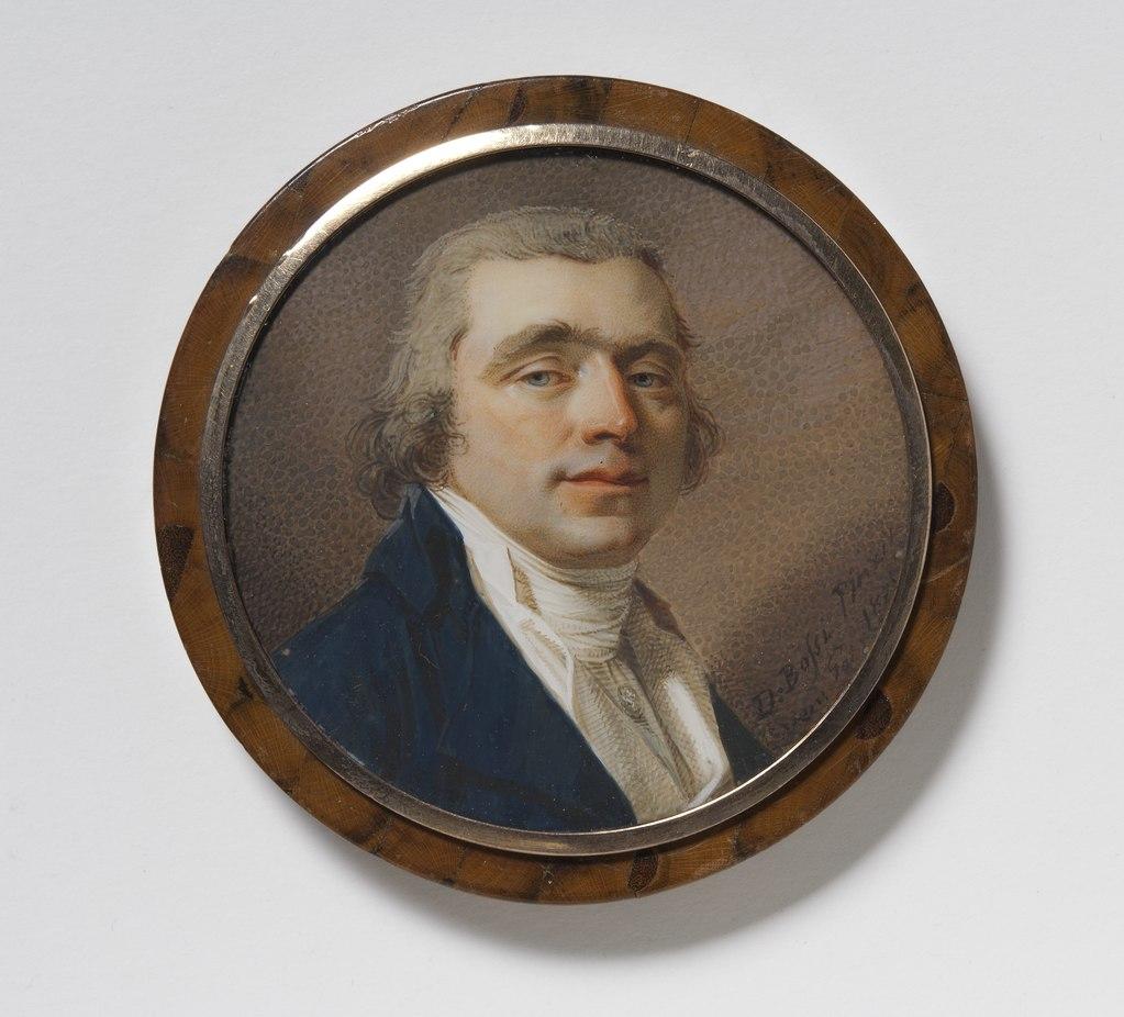Джон Холл Младший, 1771-1830, бизнесмен, нищий (Джованни Доменико Босси) - Национальный музей - 24803.tif