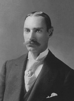John Jacob Astor IV - Astor in 1895